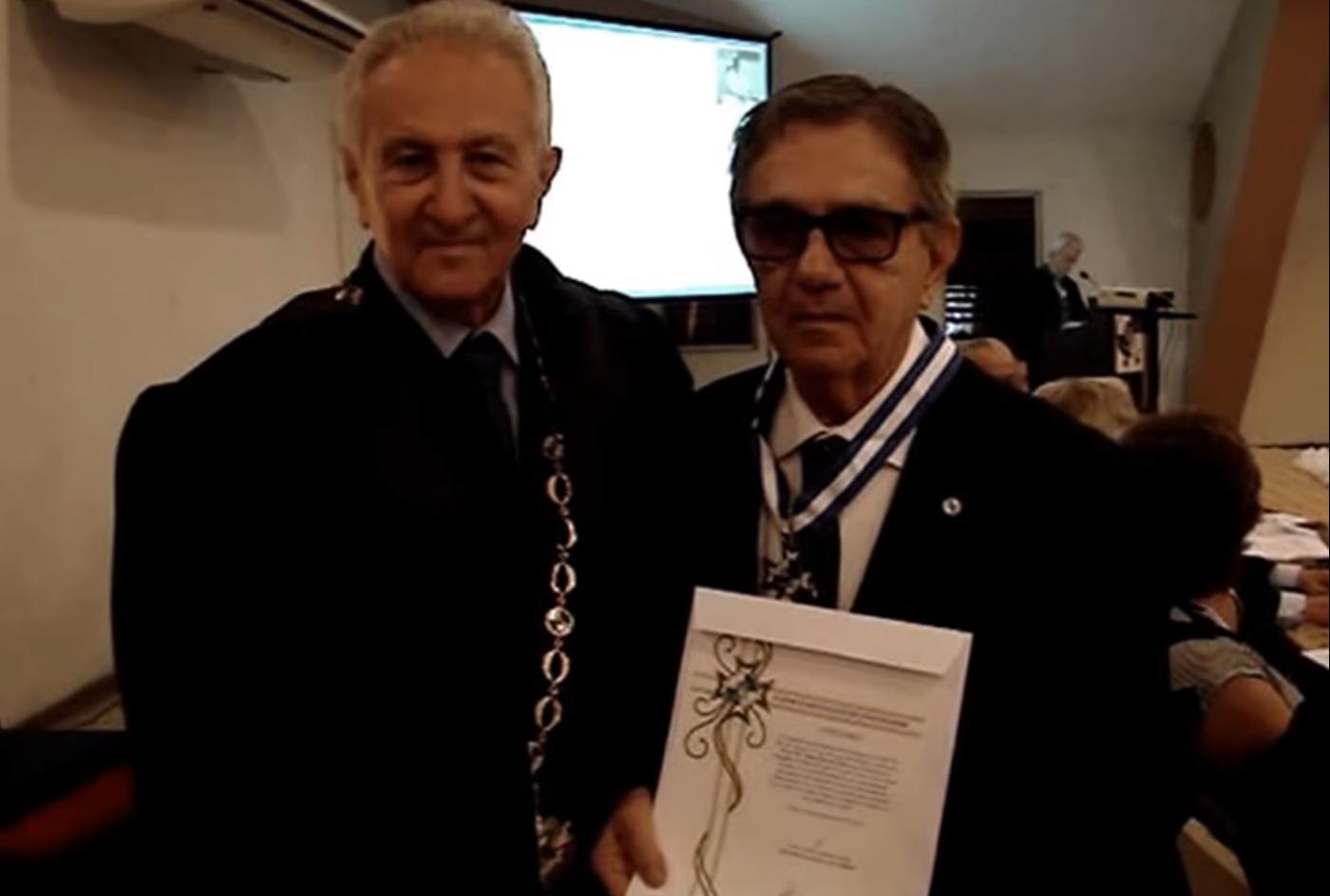 Medalha Prêmio Nobel Peter Brian Medawar: Prof. Dr. Stans Murad Netto - Rio de Janeiro,  por ACAMERJ