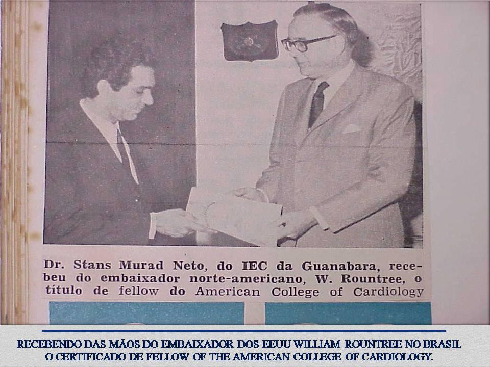 Entrevista Concedida a Arquivos Brasileiros de Cardiologia - Sociedade Brasileira de Cardiologia