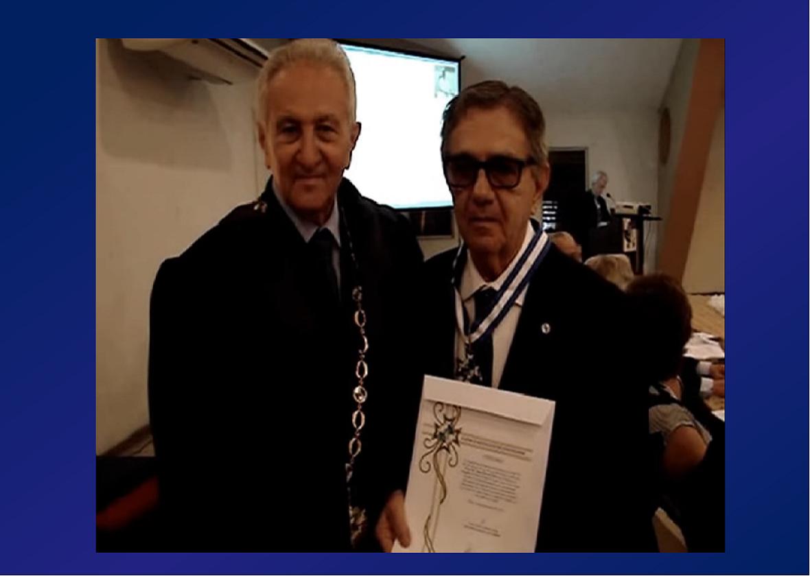MEDALHA PRÊMIO NOBEL PETER BRIAN MEDAWAR: PORF. DR. STANS MURAD NETTO - RIO DE JANEIRO,  POR ACAMERJ